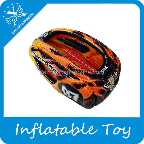 factory cheap supply of inflatable water skiing circle for children