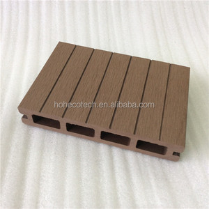 waterproof wood/wooden composite prefab deck
