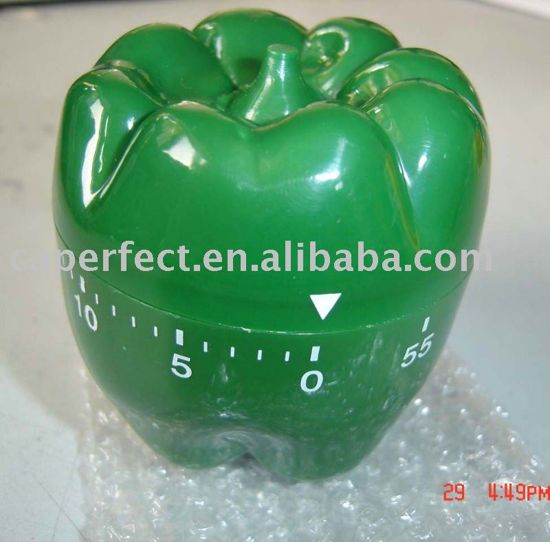 Plastic Vegetable Kitchen Timer