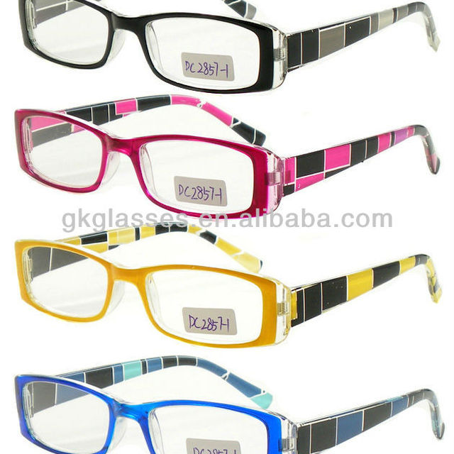 19d5c01343 Fashion Plastic Reading Glasses Presbyopic Glasses Magnifying Glass