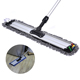 Innovative home smart magic floor cleaning flat ceiling mop floor easy cleaner microfiber industrial mop aluminum handle for mop