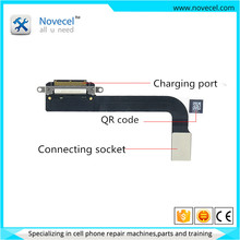 Alibaba express Charging Port with Flex Cable for iPad 3 repair parts
