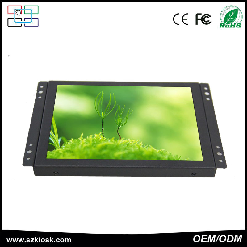 Factory OEM/ODM 15 inch general touch lcd open frame monitor