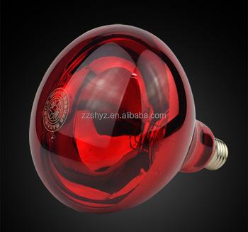 220 V 50 Hz Volaille Infrarouge Led Lampe Chauffante Pour Ferme