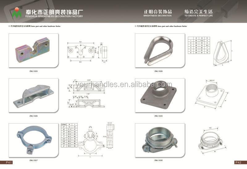 curtain sider slam lock door hinge pin lock  trailers king pin locks, View  door hinge latch, ZML, door hinge latch Product Details from Ningbo Fenghua
