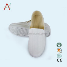 China barato a granel blanco canvas zapatos de eds