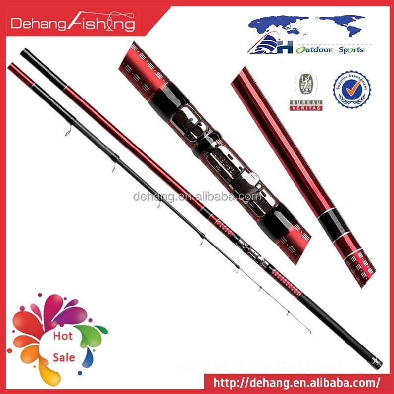 Wholesale Saltwater Sports Chinese-Fishing-Rod With Leading Fishing Rod Blank OEM
