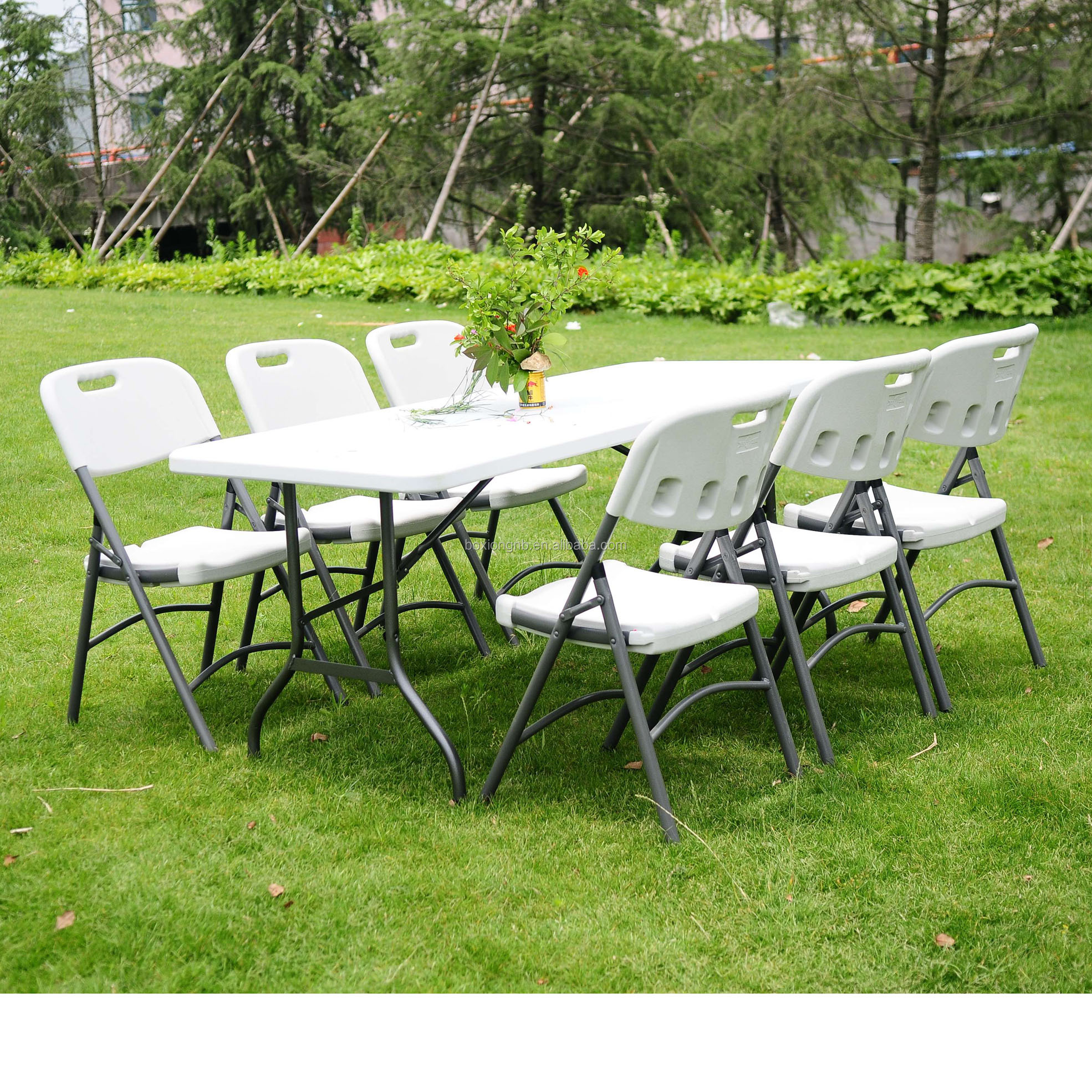 - 6-foot Folding Table With Lock - Buy Folding Table With Wheel&lock