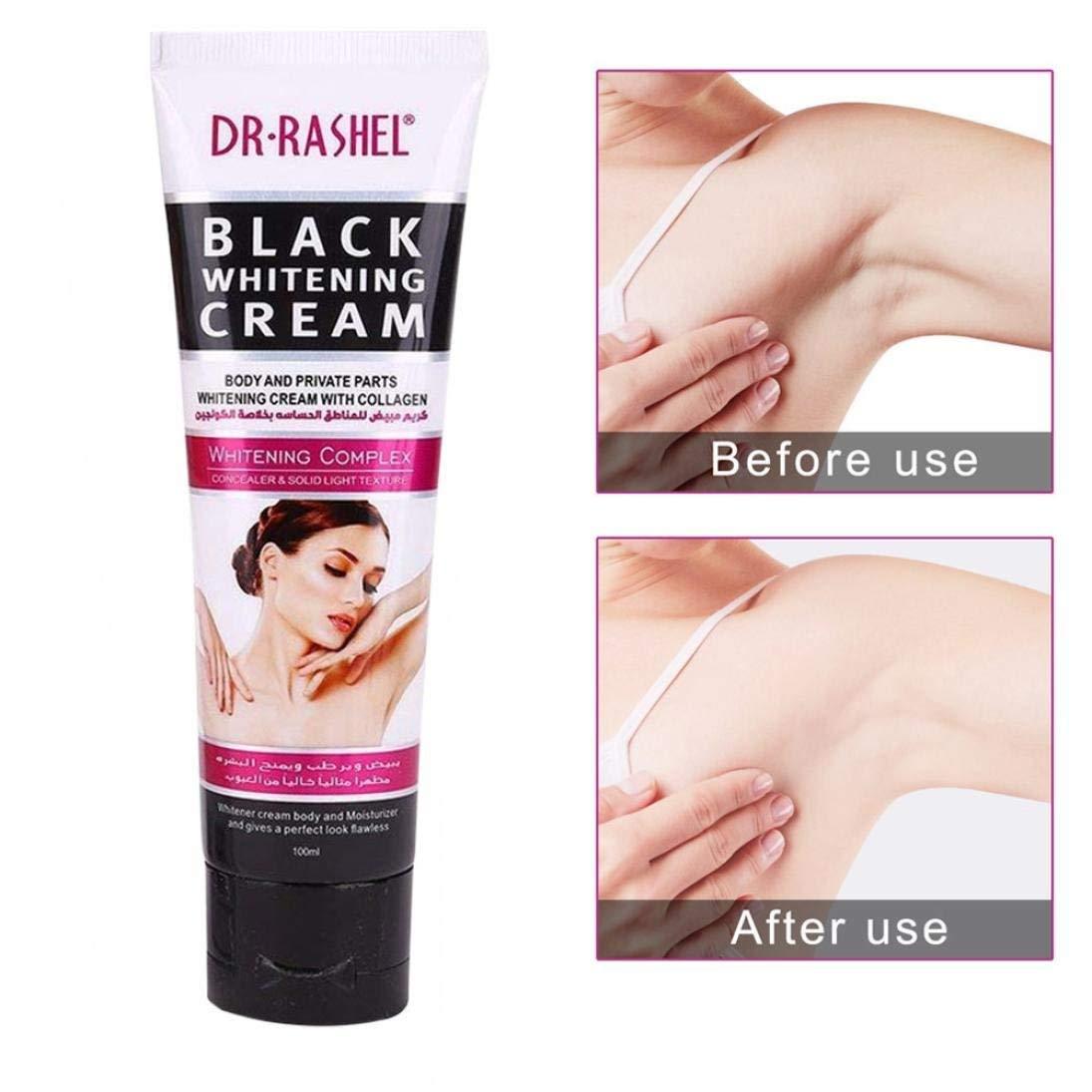 Armpit Whitening Cream, Intimate Care Between Legs Whitening Dark Skin Body Cream