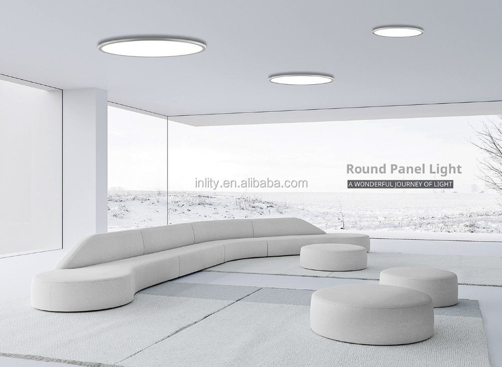Diameter700mm Round Panel Led Light,48w Pendant Panel Led Light Changing Color