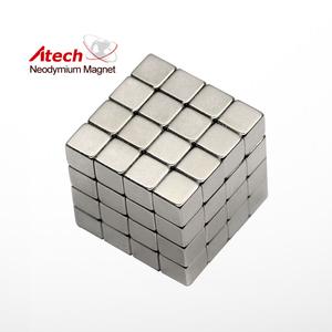 Rubik Cube Permanent Neodymium Magnet Rare Earth Magnet