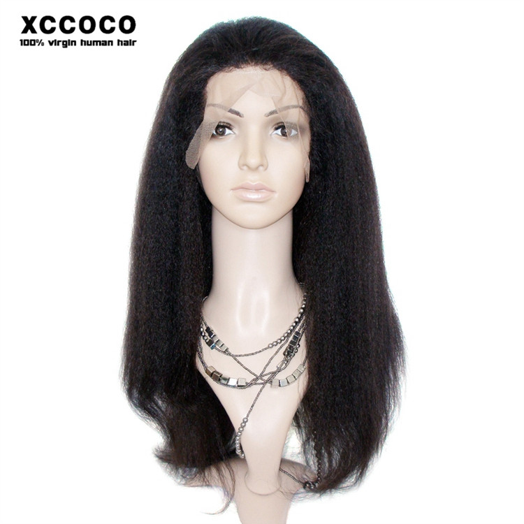 Factory Direct Human Hair Lace Front Wig, Can Be Customized Various Types Lace Wig With Baby Hair