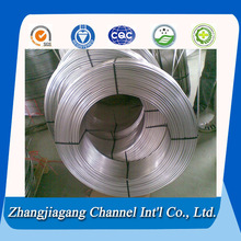 China Manufacturer Low Price 304 stainless steel coil pipe in stock