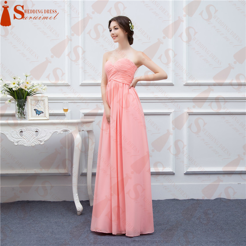 Coral Bridesmaid Dresses, Coral Bridesmaid Dresses Suppliers and ...