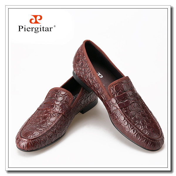 shoes penny loafers dress brown leather v1Pxznn