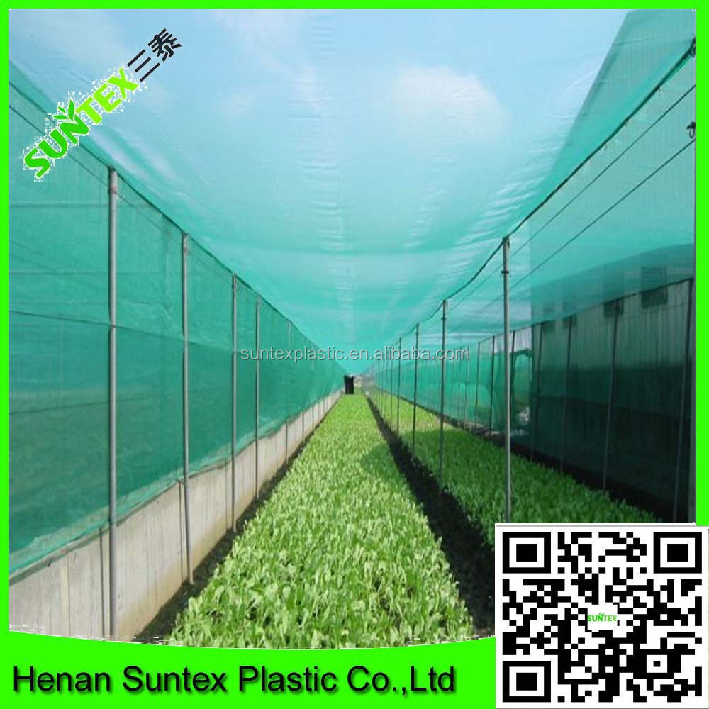 Hot sale 2016 most popular nursery garden cover insect barrier netting/blue color pest exclusion let water through mesh fabric