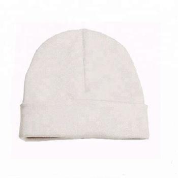 Bkd Plain Cotton Blank Baby Beanie Hats - Buy Baby Beanie ... 9bc6849efdb