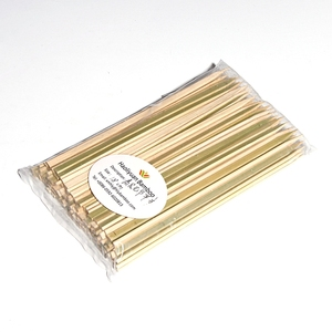 chinese factory wholesale disposable flat bamboo skewers bbq sticks