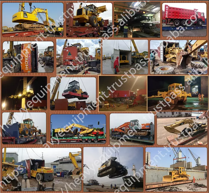 Good quality used excavator pc220-6 for sale/ excavator with low price