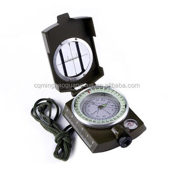 DC60-2A Wild Life Metal Compass Military Compass