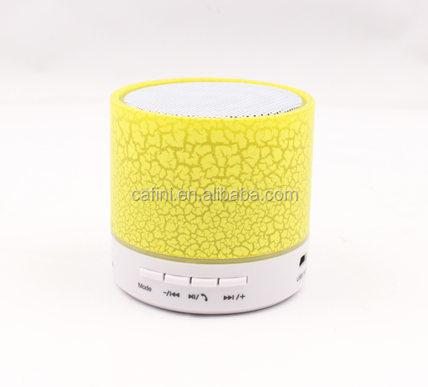 Flash disck MP3 player 2016 hot Mini bluetooth speaker for OEM project