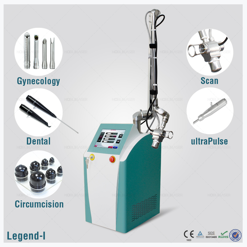 Professional Fractional CO2 lasr For acne scar reducer