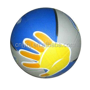 Good quality new arrival adult basketball stress ball