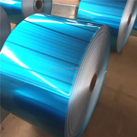 8011-H24 blue hydrophilic aluminum foil for air conditaioner