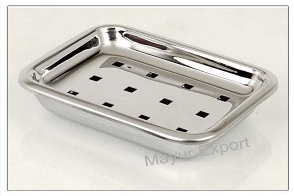 Stainless Steel Soap Holder