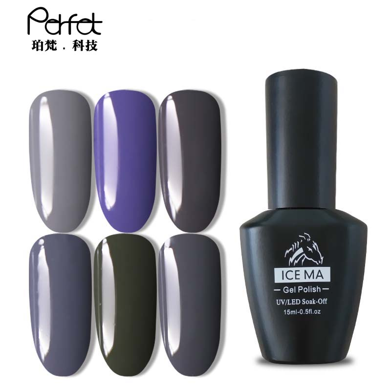 Professional High Quality Classic Color Gel Polish Nice UV Gel Nail Polish