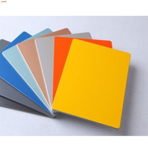 Free Sample High Quality Alucobond size 5mm exterior Aluminum Composite panel ACP