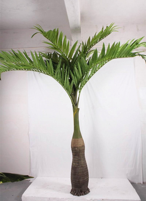Sjh082004 Indoor Potted Palm Tree Make Artificial Palm
