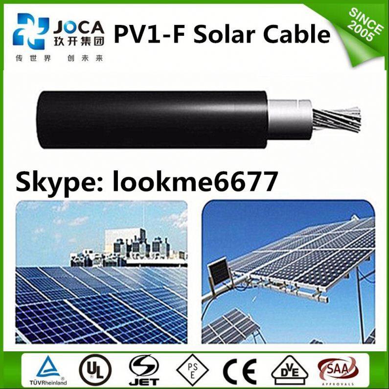 Best Price sheath PV1-F solar sensor cable