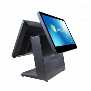 Dual touch screen 15.6 Supermarket/Restaurant POS software