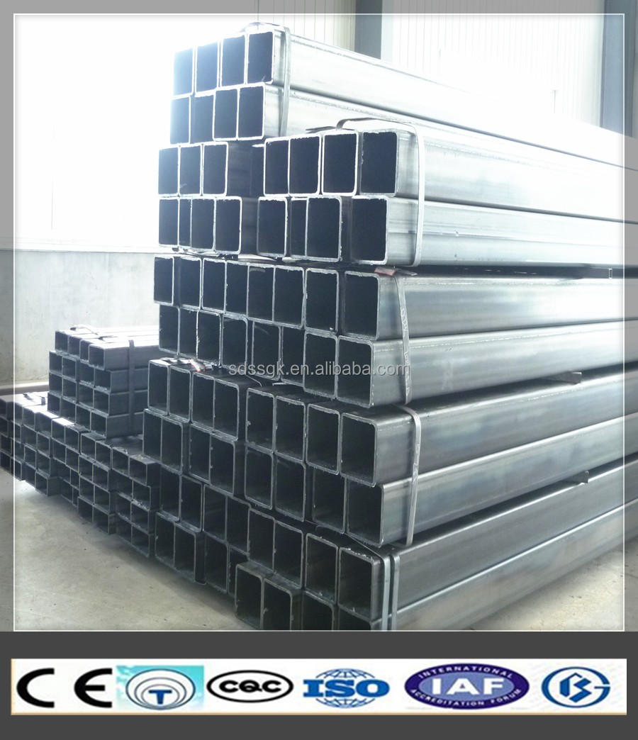 Mild steel box section / Mild steel hollow section / Black annealed square and rectangular hollow section