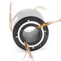MT050 sliprings electrical slip rings alternator slip ring bore 50.8mm OD120mm