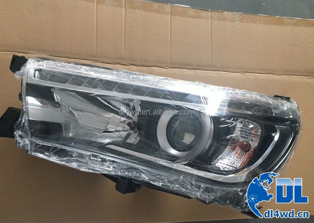 Good quality hot-sale led headlight for toyota hilux revo