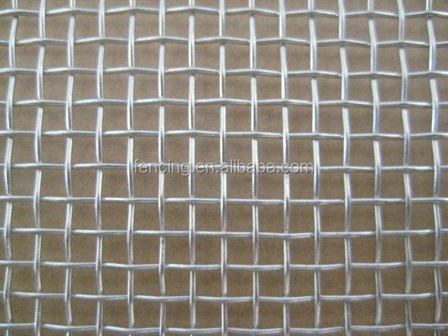 Pig Bed/ Hog Flooring Crimped Woven Wire Mesh