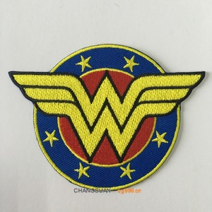 Custom Hand Embroidered Badges for Clothing