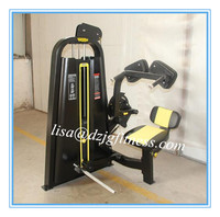 2016 hot selling commercial gym equipment/exercise fitness machine/JG-1630 Abdominal Crunch