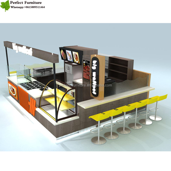 The Best Selling Food Kiosk/ Outdoor Fast Food Kiosks /container Coffee  Shop Design - Buy Shopping Mall Kiosk Design,Street Food Kiosk Design,Shop
