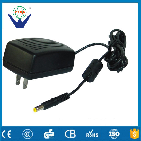 UL PSE listed ac/dc desktop power adapter 12v 15a for massage recliner 180w plastic switching adapter