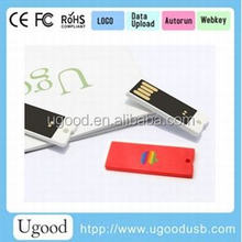 mini paper clip usb pendrive in bulk cheap selling from factory ce rohs fcc are certificated