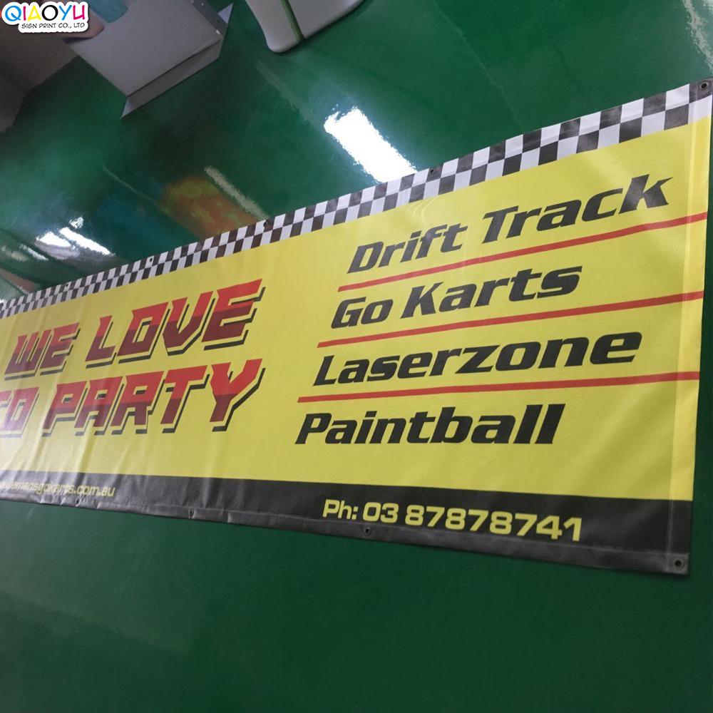 BUY ONE GET ONE FREE Custom Outdoor PVC Vinyl Advertising Banners