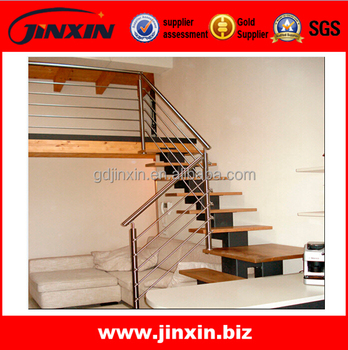Stainless Steel Indoor Staircase Designs For Small Spaces Buy