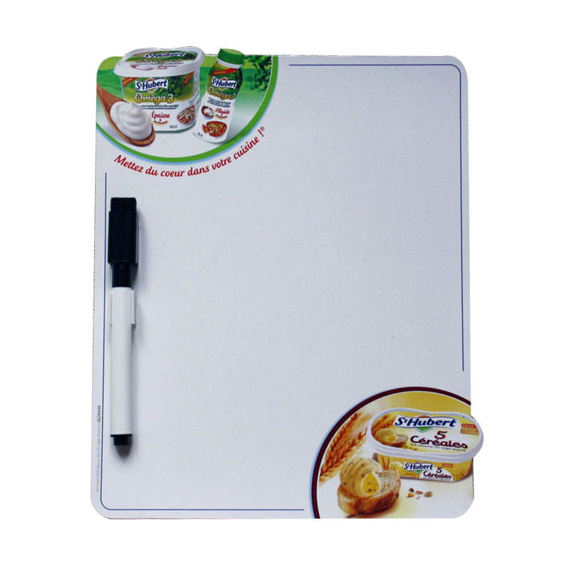 nice quality brands printing custom magnetic dry erase board