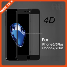9H 4D Curve Full Cover Tempered Glass Screen Protector