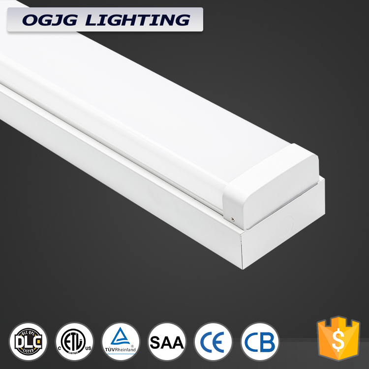 Bi-level dimming ,0-10v dimming, hallways light,4ft led stairwell light with motion sensor