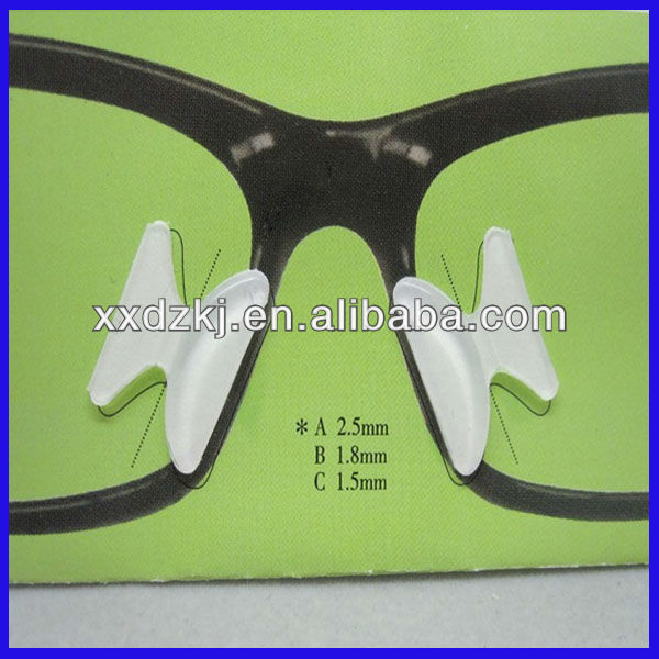 Adhesive Silicone Nose Pads For Glasses, Adhesive Silicone Nose Pads ...