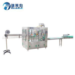 Small Scale Pure Water Bottling Plant / Water Production Line